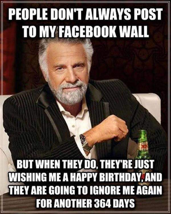 Funny Happy Birthday Facebook Quotes: 42 Most Happy Funny Birthday Pictures & Images