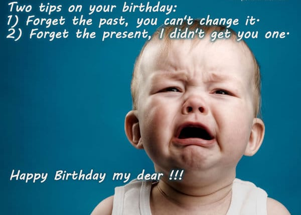 42 Best Funny Birthday Pictures & Images - My Happy Birthday Wishes