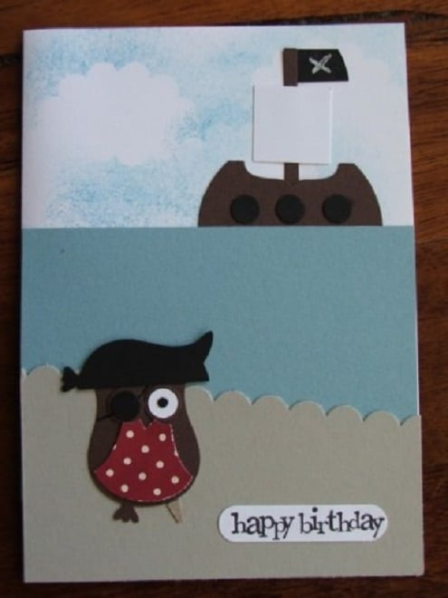 Handmade diy birthday card ideas for buddies
