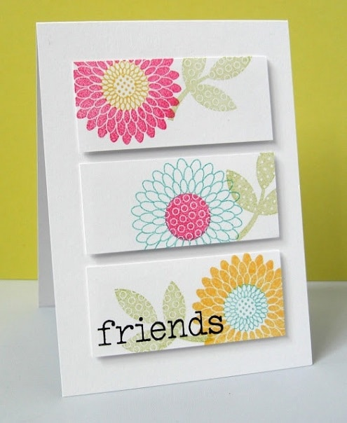 Homemade Diy Birthday Card Ideas For Friends