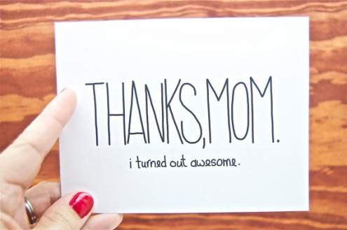 inspirational thank you birthday quotes for moms