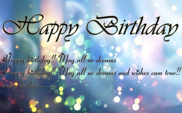 52 Best Birthday Wishes for Friend with Images – Greetings of Happy Birthday
