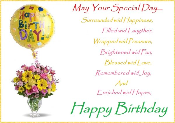 52 Best Birthday Wishes for Friend with Images – Birthday Text Greetings