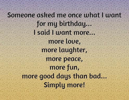 Inspirational Birthday Quotes For Myself | Birthday Quotes