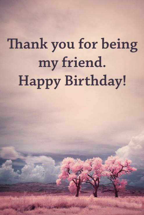 Quotes For Friends For Birthday : Best thank you quotes and sayings