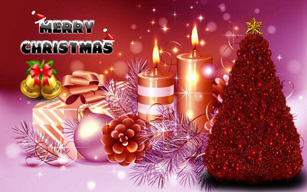 Beautiful Merry Christmas Pictures