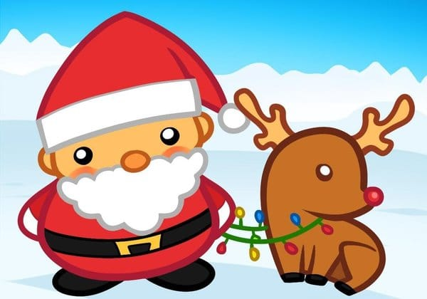 amazing merry christmas images to draw
