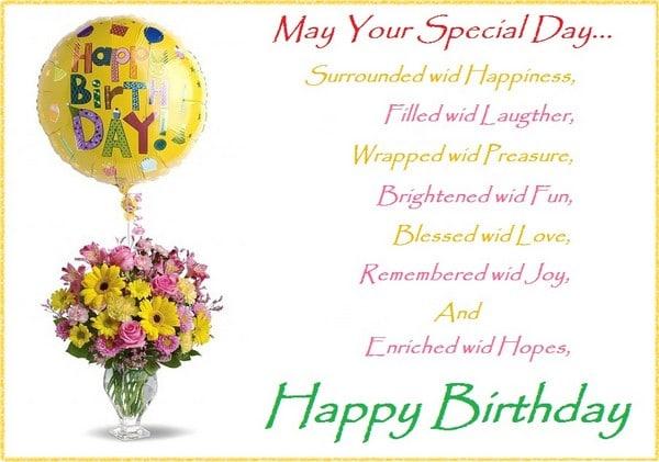 Happy Birthday Beautiful Message