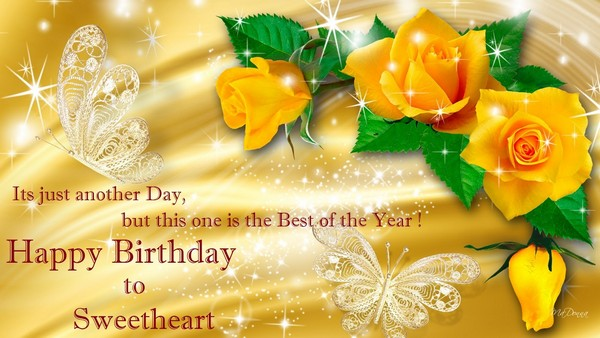Happy Birthday Best Greetings Images
