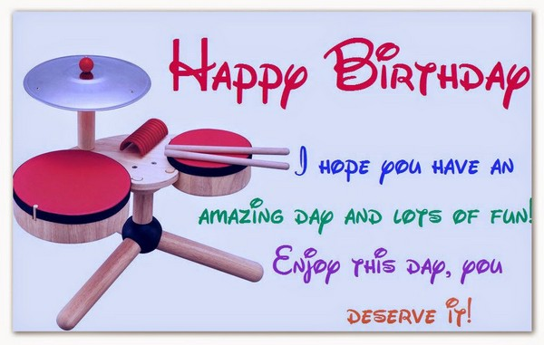 Happy Birthday Best Wishes eCards