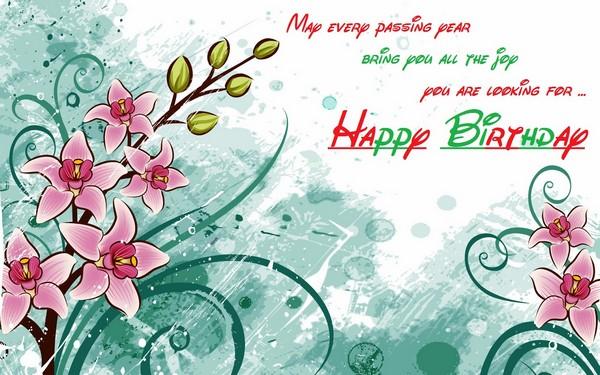Happy Birthday Lovely Wishes
