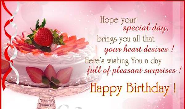 100 Happy Birthday Wishes To Send