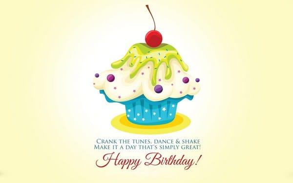 birthday wishes design