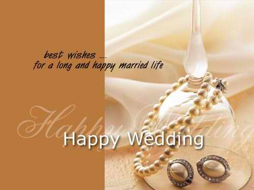 Cute Wedding Wishes