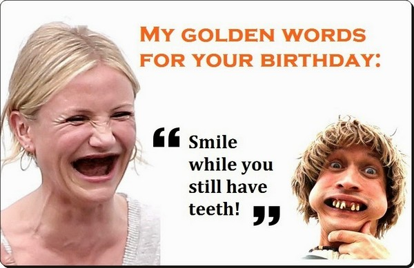 funny Wish Happy Birthday