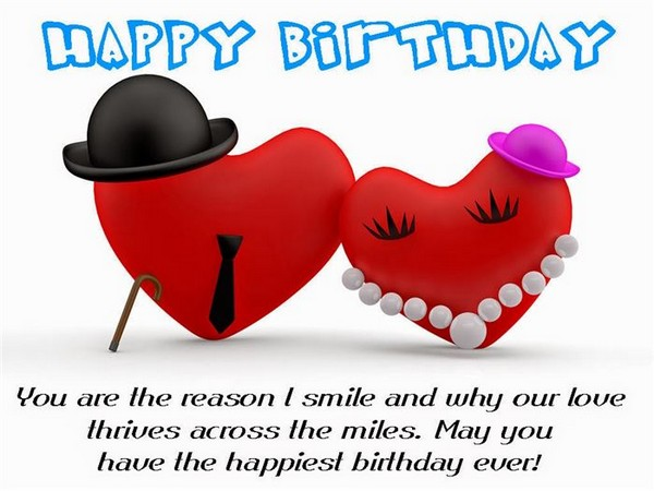 happy birthday wishes for husbands