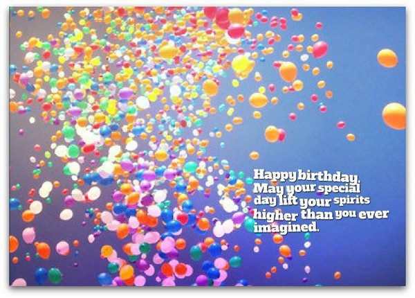 100 Happy Birthday Wishes to Send – Special Happy Birthday Greetings