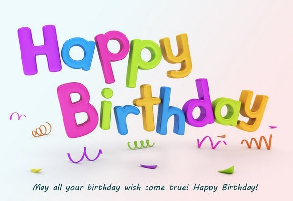 100 Happy Birthday Wishes to Send – Quotes About Birthday Greetings