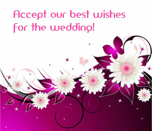 Happy Married Life Ahead Wishes