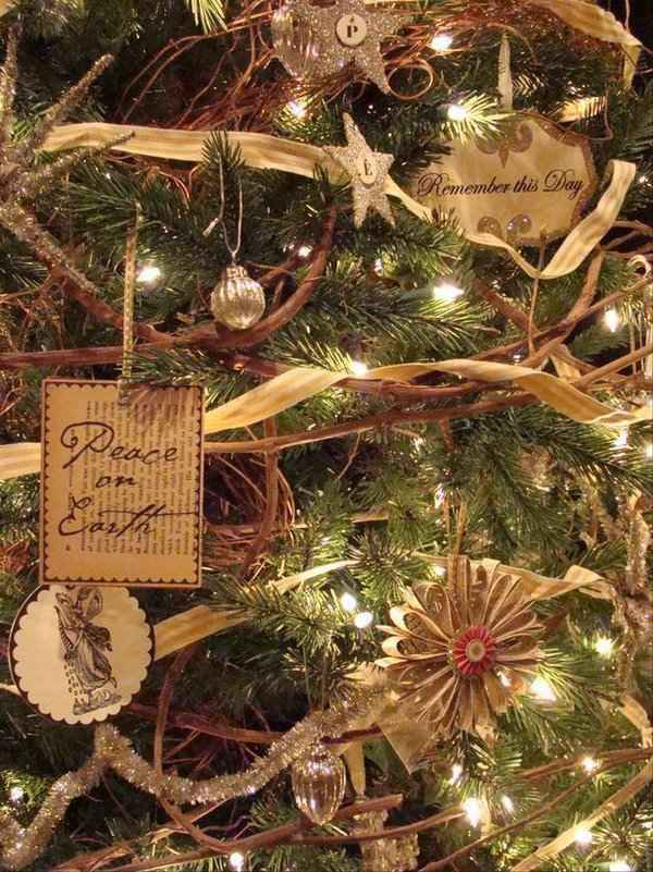 merry christmas decorating ideas pictures