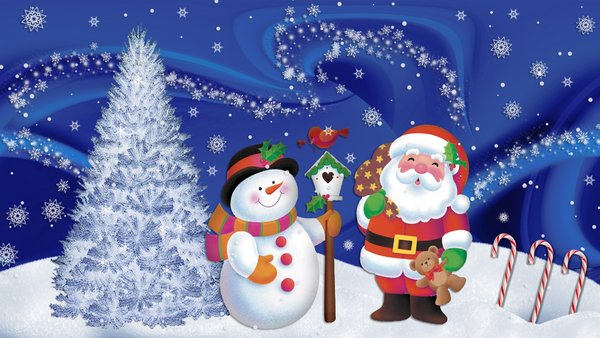merry christmas for kids to draw pictures