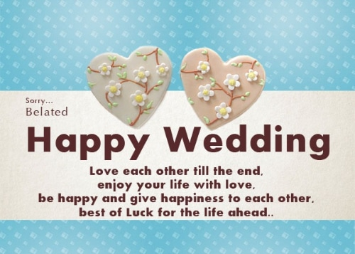 52 happy wedding wishes for on a card short wedding messages m4hsunfo