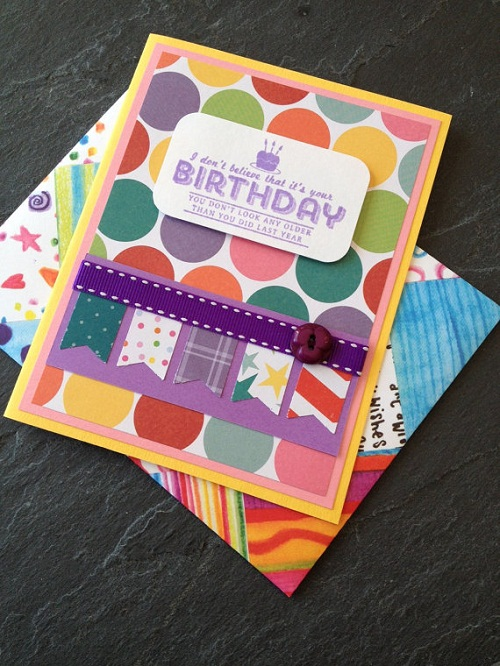 21 Most Beautiful Handmade Greeting Cards from Etsy – Birthday Cards Hand Made