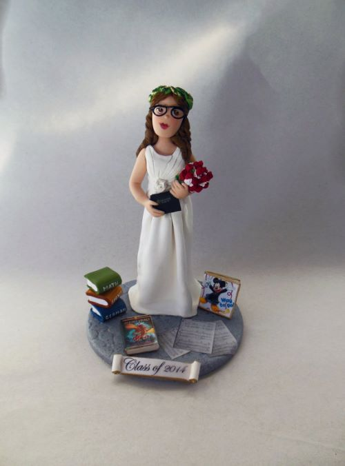 Graduation Cake Toppers