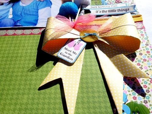 Origami Scrapbook Ideas