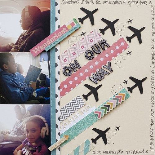 27 Cute Scrapbook Ideas With Images And Instructions My Happy