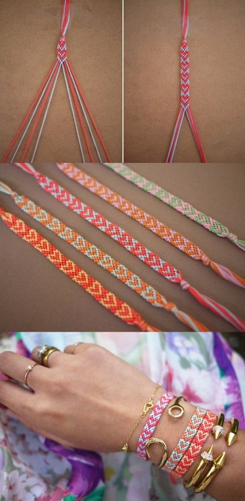 DIY Bracelets DIY Craft Ideas