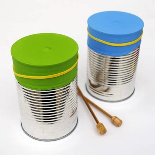 DIY Homemade Bongo Drums Projects