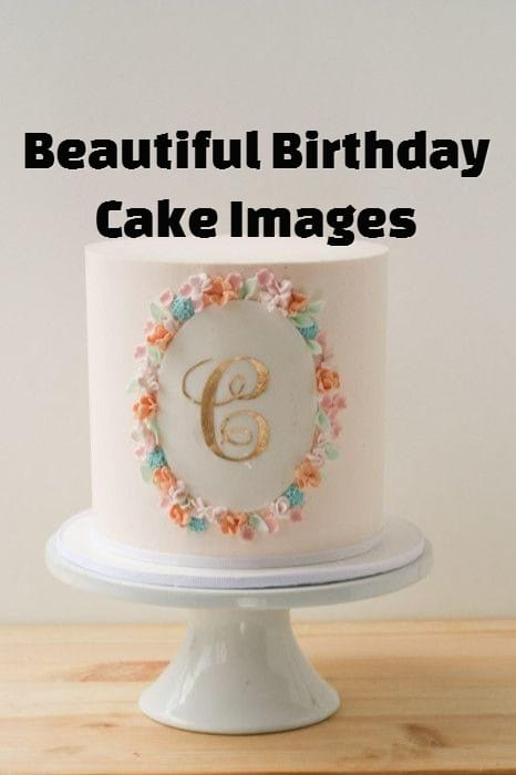 Terrific 31 Most Beautiful Birthday Cake Images For Inspiration My Happy Funny Birthday Cards Online Aeocydamsfinfo