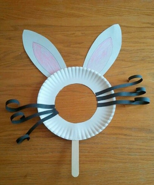 Bunny Mask DIY Projects
