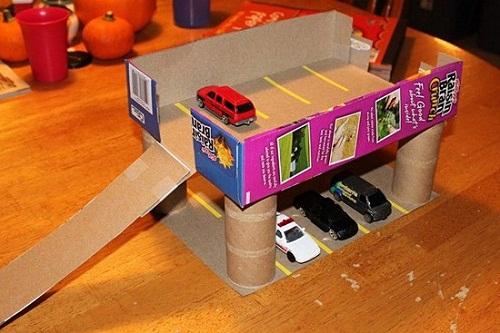 Car Park DIY Projects