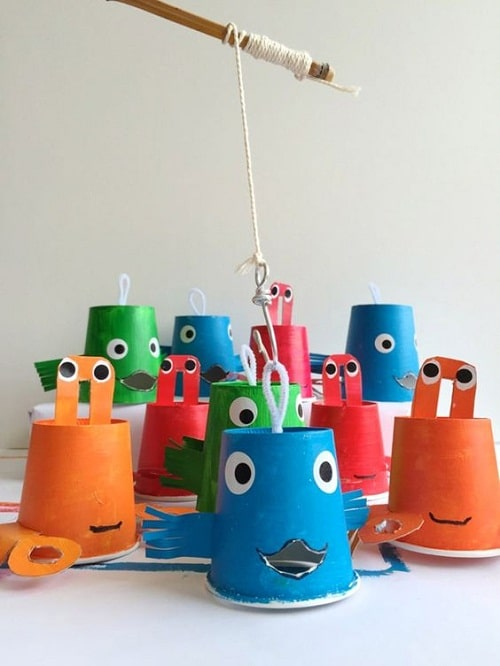 Catch the Fish DIY Projects