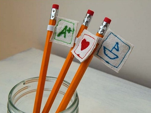 Cute Pencil Toppers DIY Projects