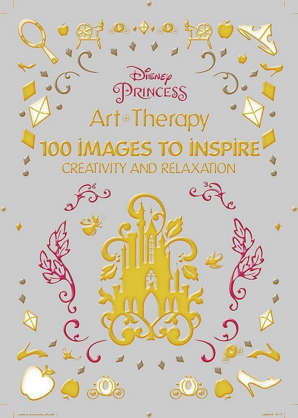 Disney Princess Art Therapy
