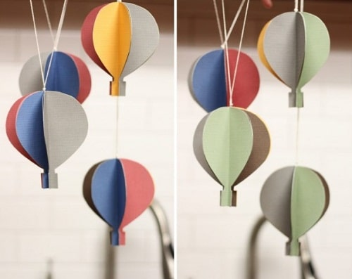 DIY Project for Adult Baby Mobile Ideas