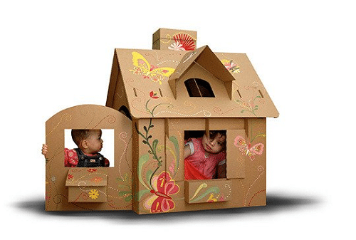 DIY House for Children Project