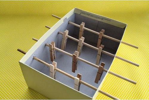 Foosball Table DIY Project Ideas