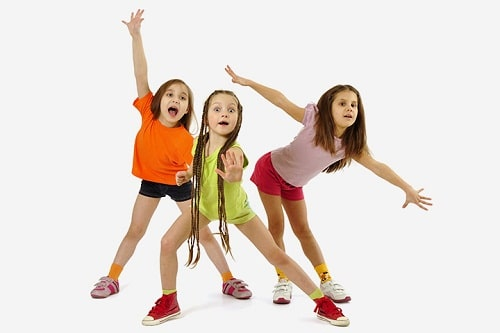Freeze Dance Party Game