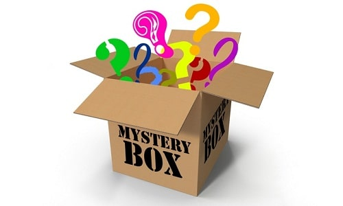 Mystery Box Indoor Party Games for Children