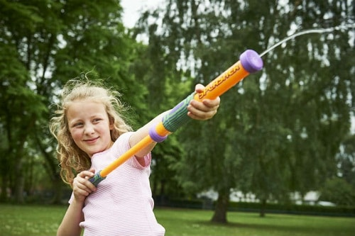 Outdoor Game Color Gun for Kids