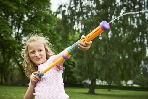 Outdoor Game Color Gun for Kids