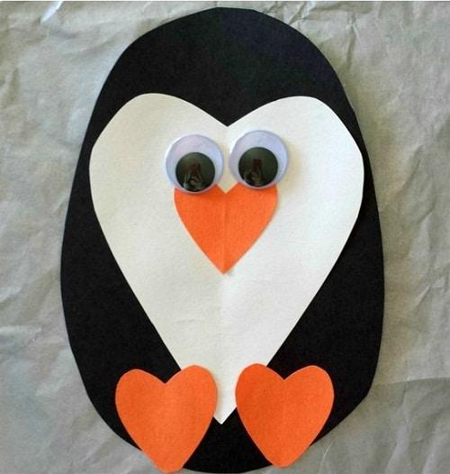 Paper Penguin DIY Craft Ideas