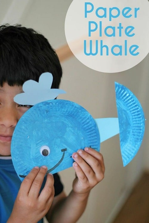 Paper Whale DIY Projects