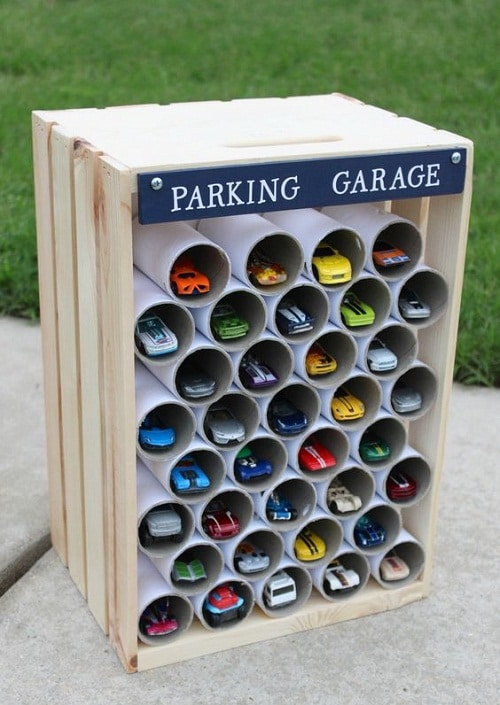 Parking Garage DIY Projects