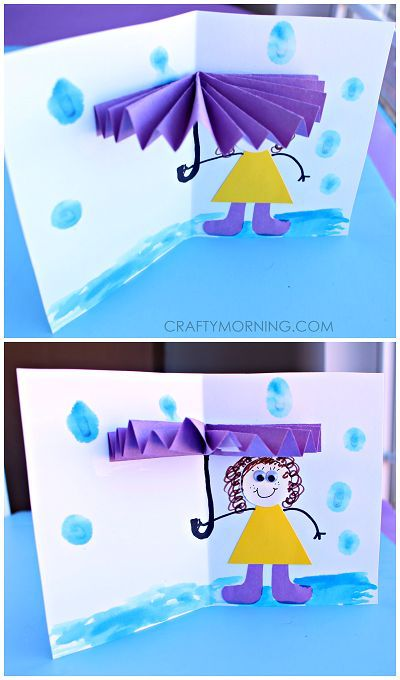 Rain Inspired DIY Projects