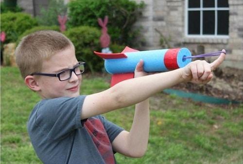 Rocket Flinger DIY Projects